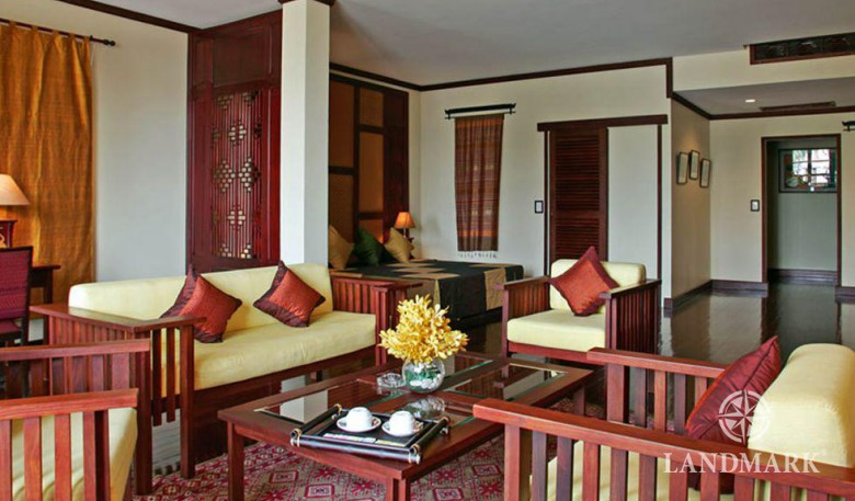 Charming hotels in phnom phen for Charming hotels