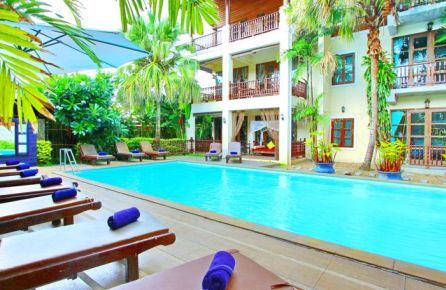 Charming Hotels Chiang Mai, The Shewe Wana Suite Resort Chiang Mai