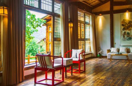 Charming Hotels Asia, Hue Ecolodge Hué