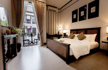 Charming Hotels Asia, 99 The Heritage Hotel Chiang Mai