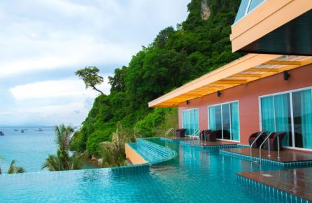 Charming Hotels Phi Phi Island, Phi Phi Cliff Beach Resort
