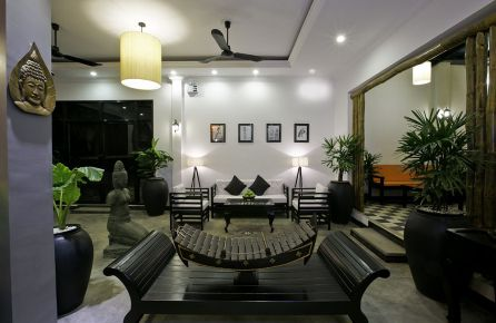 Charming Hotels Siem Reap, The Cyclo d'Angkor Boutique Hotel Siem Reap
